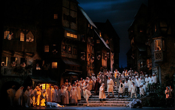Die Meistersinger von NŸrnberg - by Richard Wagner, at Metropolitan Opera, season 06-07 premire March 1, 2007