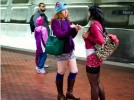 Blenda: The No Pants Subway Ride 2013