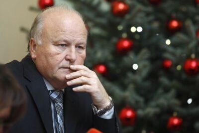 Zagreb, 18.12.2012 - Press konferencija ministra Linica na temu blagajni u obiteljskim objektima