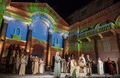 Proba opere Nabucco na Peristilu