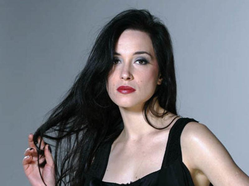 Zagreb, 12.12.2012 - Glumica Iva Mihalic